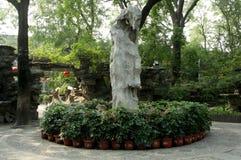 Prins Gong Mansion, Peking stock foto