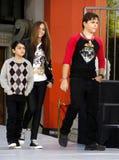 Prins Michael, Deken en Parijs Jackson royalty-vrije stock foto