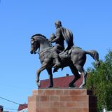 Prins Oleg av Ryazan royaltyfri fotografi