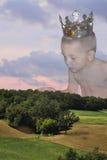 Prins van het Heelal Royalty-vrije Stock Fotografie