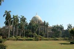 Prins van het Museum van Wales, Mumbai Royalty-vrije Stock Foto