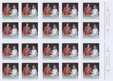 Prins William en Catherine Middleton Royalty-vrije Stock Fotografie