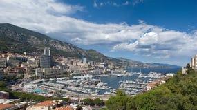 Prinsdom van Monaco Stock Fotografie