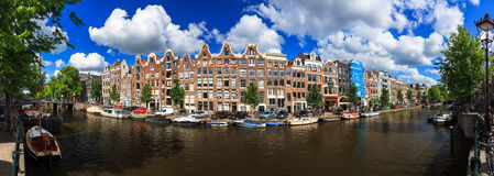 180 Prinsengracht Стоковое Изображение