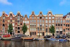 Prinsengracht canal Stock Photos