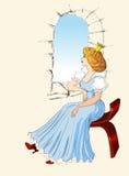 Prinses Stock Foto's