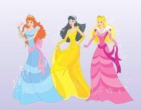Prinses Royalty-vrije Stock Foto