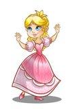 Prinses Royalty-vrije Stock Foto's