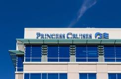 Prinses Cruises Corporate Headquarters Stock Afbeelding