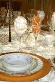 Prinses Dining royalty-vrije stock afbeeldingen
