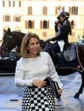 PRINSES HAYA BINT AL HUSSEIN, Stock Foto