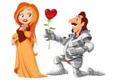 Prinses & Ridder stock illustratie