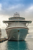 Prinsessa Cruise Lines Royaltyfria Foton