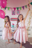 Prinsessaparti Royaltyfria Bilder