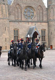 Prinsjesdag Cavalry Royalty Free Stock Photo