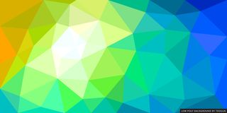 Low poly style background. Abstract graphic effect. Design layout background vector illustration