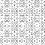Seamless geometric pattern, ethnic pattern vector illustration
