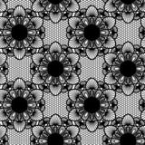 Seamless pattern with lace, vector royalty free illustration
