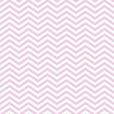 Chevron Seamless Baby Pattern With Pink Zig Zag royalty free illustration