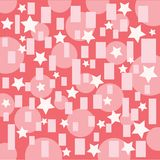 Abstract pink texture Pettern wallpaper Design background royalty free illustration