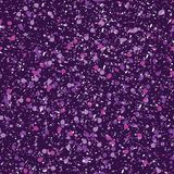 Splatter seamless pattern with purple background. Seamless pattern and easy to edit vector illustration