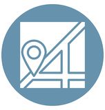 Address navigator Isolated Vector Icon which can easily modify or edit Address navigator Isolated Vector Icon which can easily mo. Address navigator Isolated stock illustration