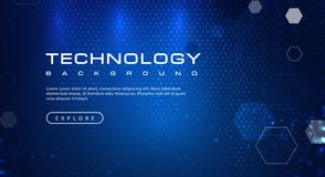 Technology background concept with abstract binary code text light effects vector illustration