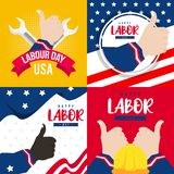 Illustration of Labor Day in the United States to Commemorate Labor Day in the United States. This illustration is intended for everyone who needs royalty free illustration
