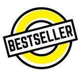 Print bestseller stamp on white vector illustration