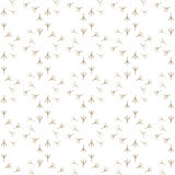 Print of birds vector. Seamless pattern background. Royalty Free Stock Image