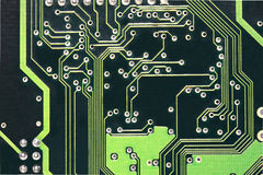 Print circuit board Stock Images