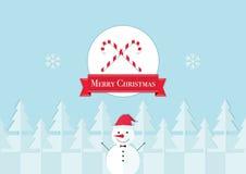 Print Merry Christmas Stock Image
