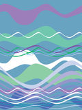 Print seamless stripe. Background royalty free illustration