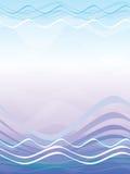 Print seamless stripe. Blue background vector illustration