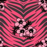 Print zebra Royalty Free Stock Image