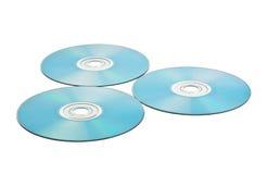 Printable discs Royalty Free Stock Photos