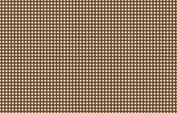 Brown and white gingham seamless pattern.Texture from rhombus/squares for - plaid, tablecloths, clothes, shirts, dresses, p. Brown and white gingham seamless stock illustration