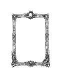 Printed antique frame Royalty Free Stock Image