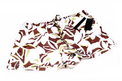 Printed boxer shorts Royalty Free Stock Photos