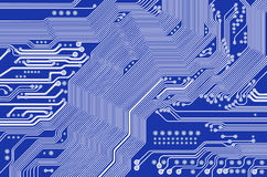 Printed circuit Stock Photography