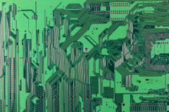 Printed Circuit royalty free stock photography