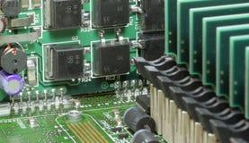 Printed circuit-board Stock Photo
