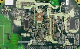 Printed circuit board Stock Photos