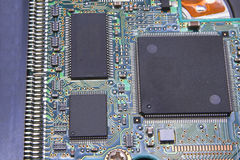 Printed Circuit Board PCB Royalty Free Stock Photos
