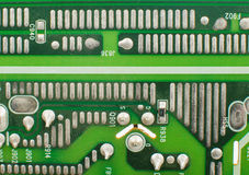 Printed-circuit board Stock Images