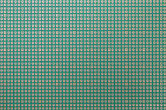 Printed circuit board, seamless pattern background texture Stock Image