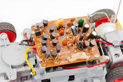 The printed circuit board Stock Photography
