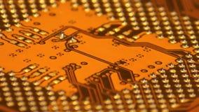 Printed circuit board stock footage