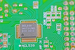 Printed circuit boards Royalty Free Stock Photo