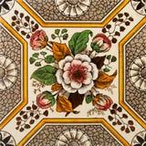 Printed Wall Tile Royalty Free Stock Photo
